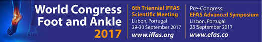 World Congress Foot and Ankle 2017